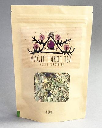 Magic Tarot Tea by Tarn + Moon