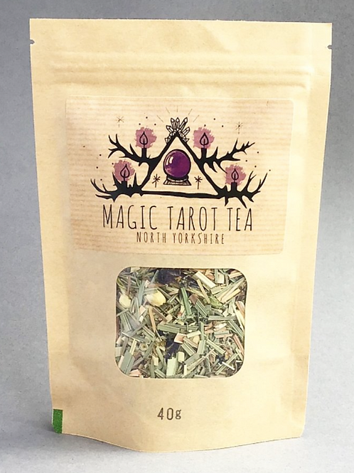 Magic Tarot Tea by Tarn + Moon