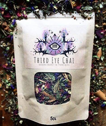 Third Eye Chai by Tarn + Moon