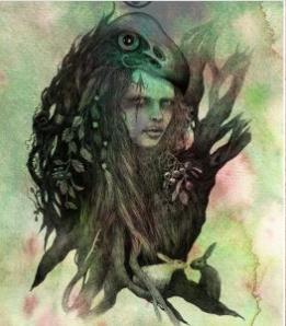 Alder Tree Spirit - by NomeArt