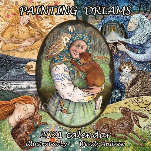 2021 Calendar by Wendy Andrews