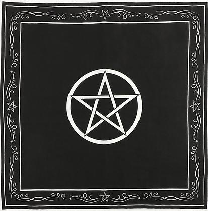 Pentacle Altar Cloth