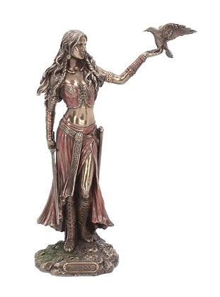 Morrigan Bronze Statue