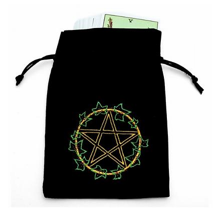 Tarot/Oracle Card Velvet Bag