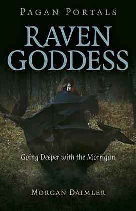 Raven Goddess by Morgan Daimler