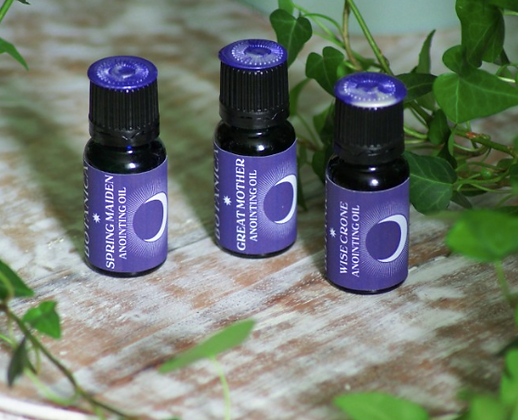 Great Mother ~ Ritual Oil