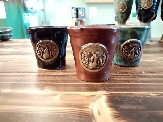 Little Woodsman's Realm Pot