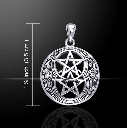 Silver Avalon's Mystery Necklace