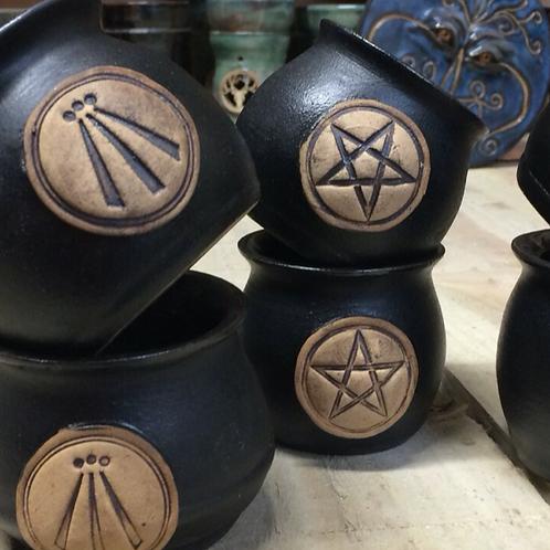 Little Cauldron Pots