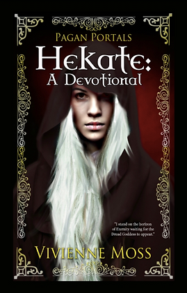 Hekate - by Vivienne Moss