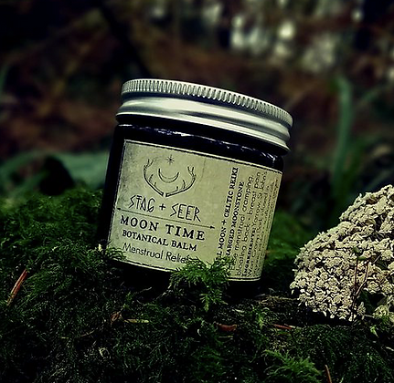 Moontime Balm by Stag + Seer