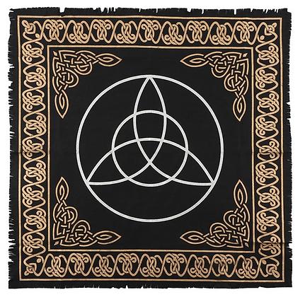 Triquetra Altar Cloth