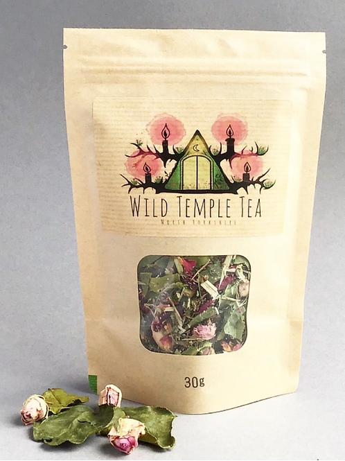 Wild Temple Tea by Tarn + Moon