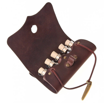 Potions Bag with Viking Closure