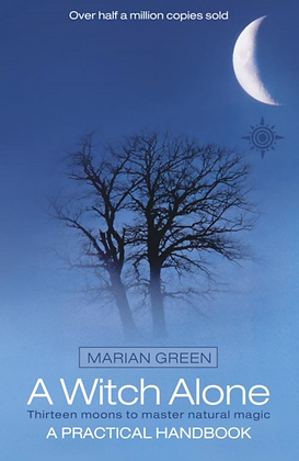 A Witch Alone by Marian Green