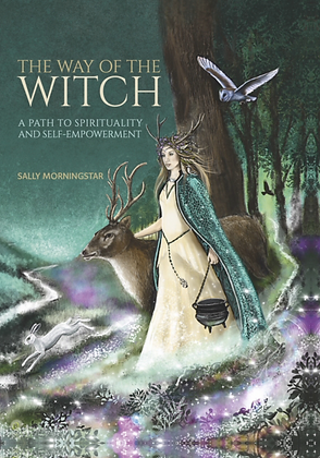 The Way of the Witch by Sally Morningstar