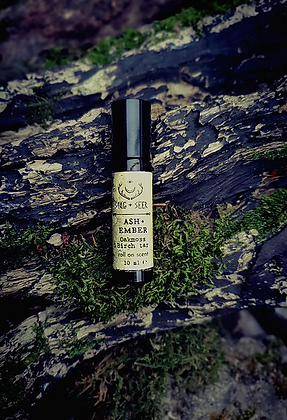 Ash & Ember Masculine Oil by Stag + Seer
