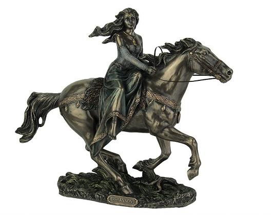 Rhiannon Bronze Statue