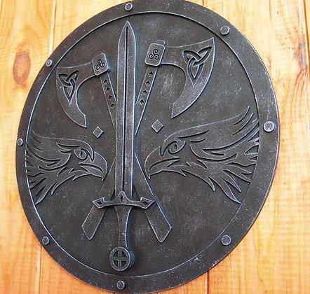 Warriors Viking Wall Plaque