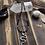 Thumbnail: Black Onyx & Larvikite Serpent Necklace