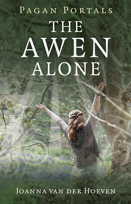 The Awen Alone by Joanna Van Der Hoeven