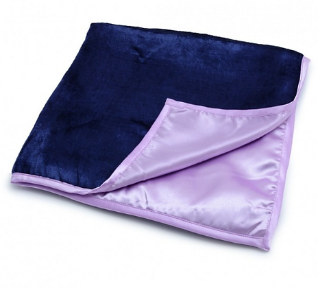 Velvet & Satin Tarot Card Cloth