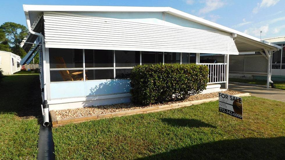 2 BED   2 BATH   4800 SE Federal Hwy #76, Stuart, FL 34997
