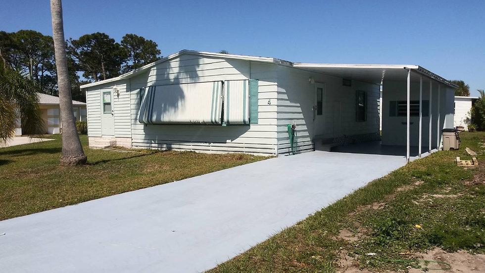 3 BED | 2 BATH | 4 Rio de Palmas, Fort Pierce, FL 34951