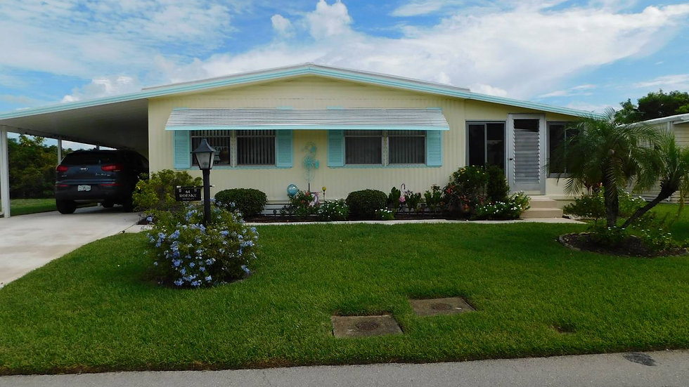 2 BED | 2 BATH | 64 NE Pinelake Village Blvd., Jensen Beach FL 34579