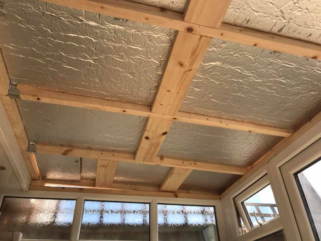 Feeling Benefit of Insulated Evoseal System Already