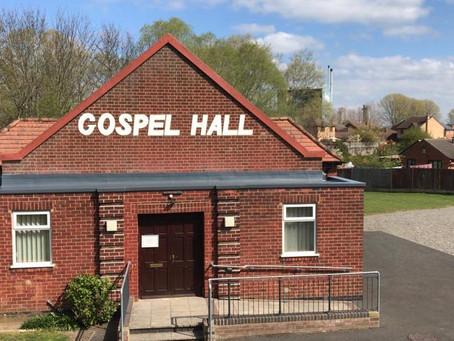 Rockingham Road Gospel Hall in Corby