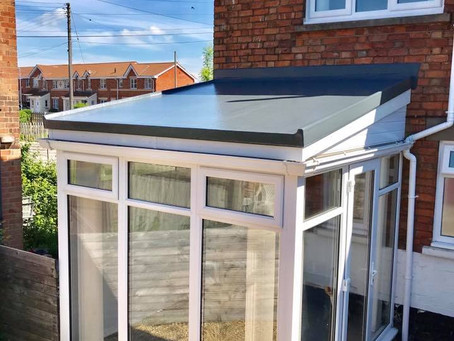 Conservatory Warm Roof