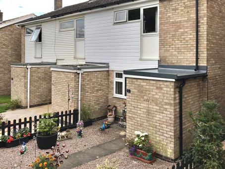 The Evolution of the Flat Roof