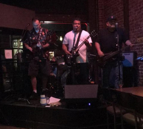 Sum Up Stubrik's Steakhouse Gig in Downtown Fullerton