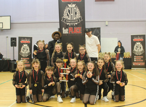 Lil Soldierz - 1st place Competition Win