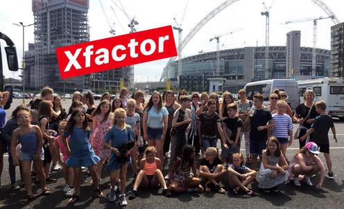 XFactor Trip London