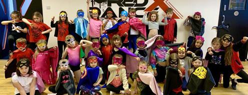 Fun Dance class with Flamez