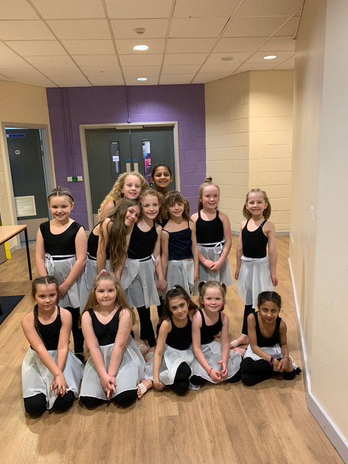 Luna Our Youngest Contemporary Class