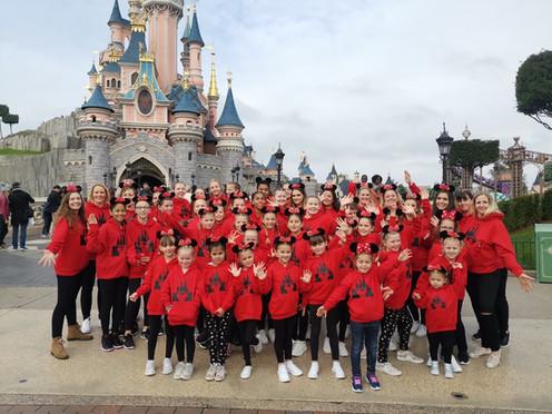 Disneyland Paris Dance Group