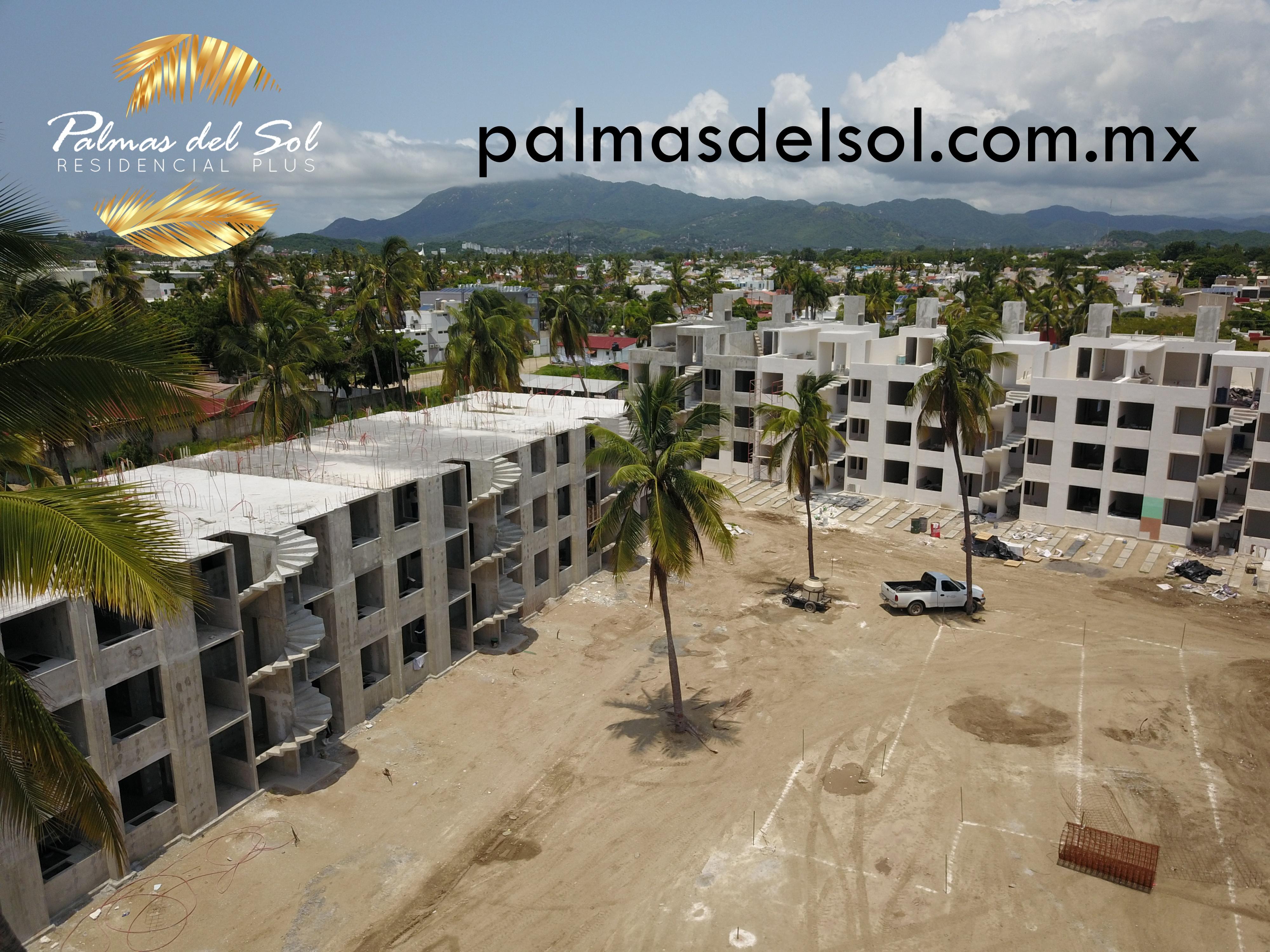 Palmas del Sol - Departamenots en Venta