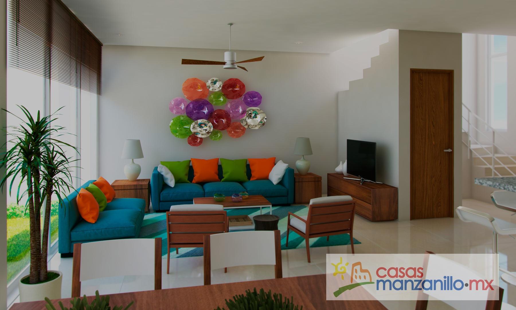 Residencial Catleyas - Casas VENTA Manzanillo