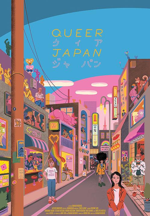 Queer Japan - Poster