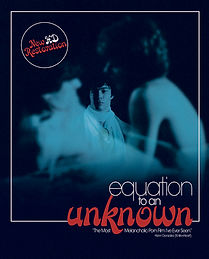 Equation to an Unknown Blu-ray Front Cov