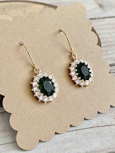 Sparkle Collection - Antique Emerald