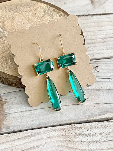Sparkle Collection -Elegant Emeralds