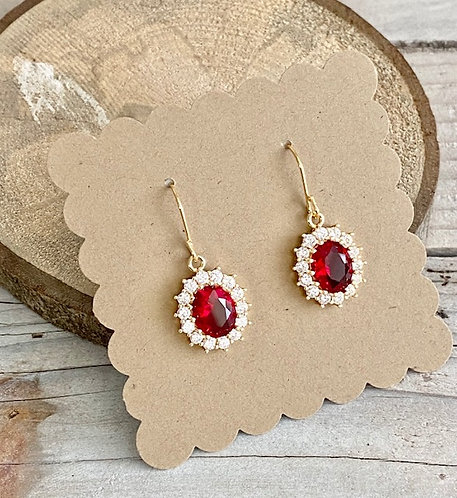 Sparkle Collection - Ruby Dreams