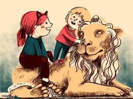 SallyWalker-Anglesea_Abbey_lion.jpg
