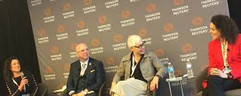 Women's Transformative Leaderhsip Panel.