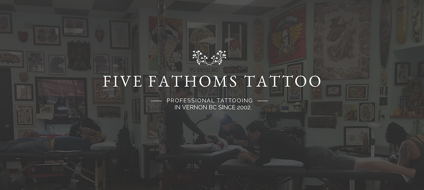 Tattoo Shop Open Monday, Kelowna Tattoo Shop