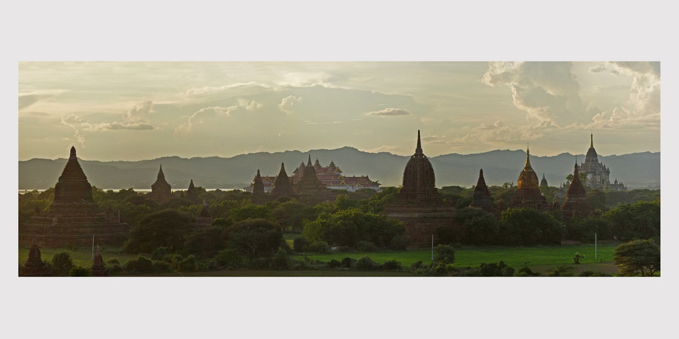 Fotografie Burma